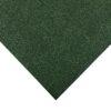 Loseta de caucho verde 100 x 100 cm