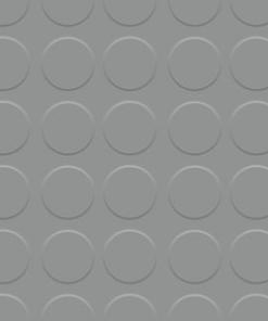 Revêtement de sol rond gris 3 mm par mètre linéaire