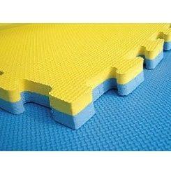tatami puzzle 25 amarillo azul