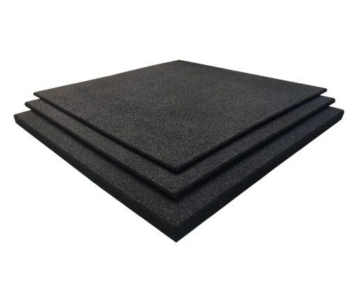 loseta de caucho lisa 100 x 100 cm