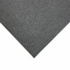 Loseta de caucho gris