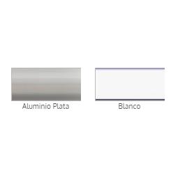 acabados rodapies de aluminio