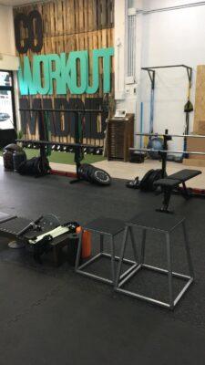 suelos para gimnasios