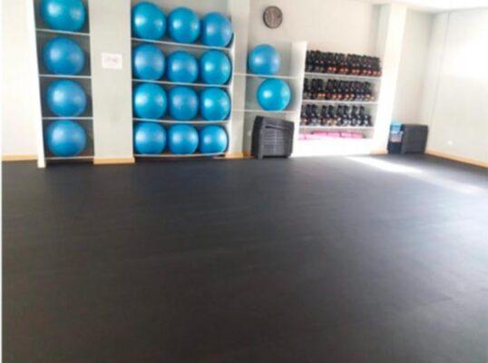 El mejor suelo para gimnasio