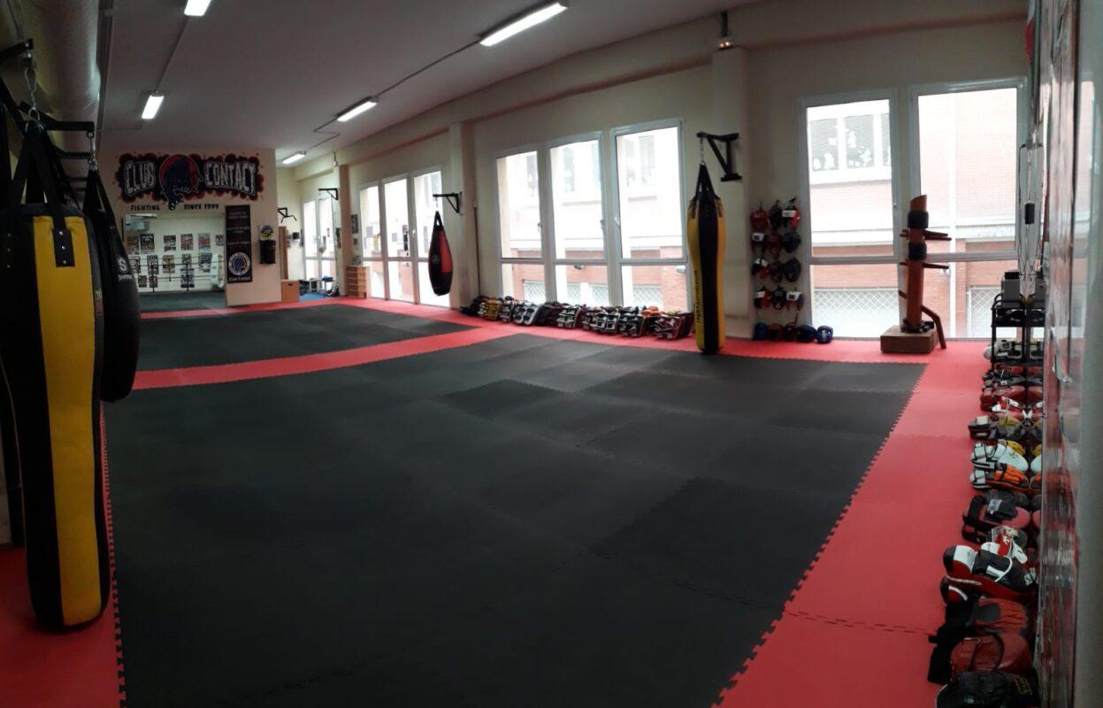 tatami artes marciales