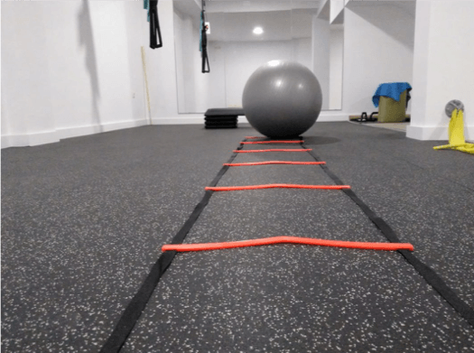 suelo de gimnasio