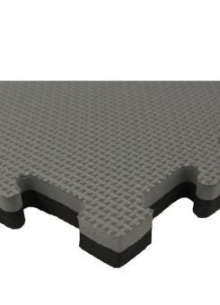 Tatami puzzle gris