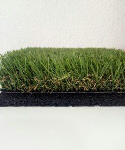 herbe de coussin de chaussée de protection