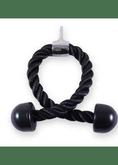 agarre cuerda triceps
