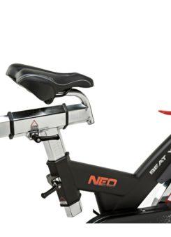 bicicleta ciclo indoor correa roja 2