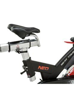 bicicleta ciclo interior cinta vermelha 2