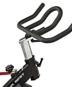 bicicleta ciclo interior cinta vermelha 3