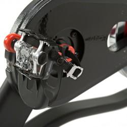 bicicleta ciclo interior cinta vermelha 4