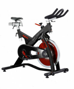 bicicleta ciclo interior neo vermelho correia