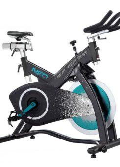 bicicleta ciclo indoor neo magnetica azul