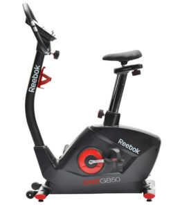 bicicleta reebok gb50 uma série preta 2