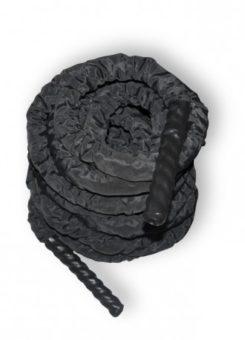 Cuerda de golpeo con funda de nylon