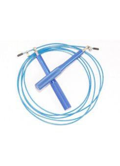 cuerda de velocidad profesional azul