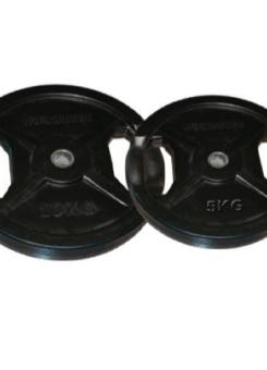 Disco 285 mm goma agarre redondo