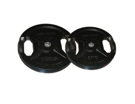 Disco 285mm rodada de aderência de borracha