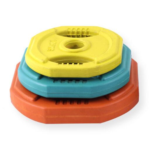 Disco body pump 28,5 mm goma colores