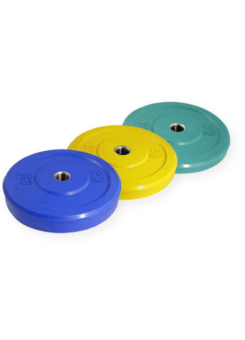 disco olímpico bumper color
