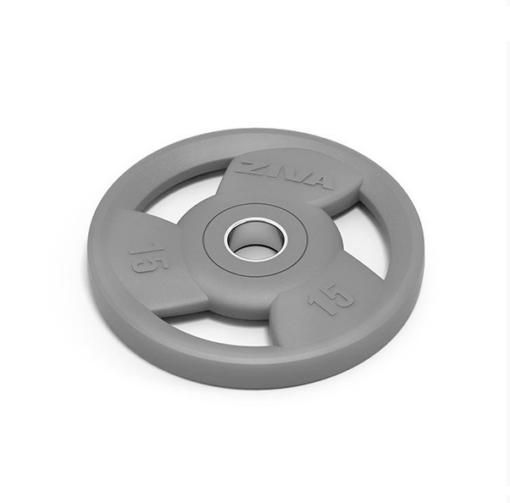 Disco olímpico uretano Ziva
