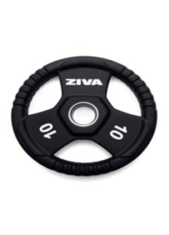 Disco olímpico XP premium goma ZIVA