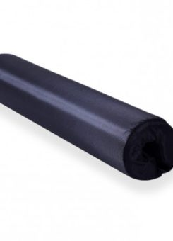 Protector de cuello 45 cm para barra con funda de nylon
