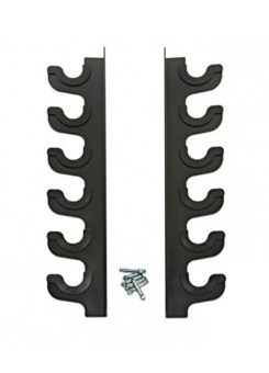 Soporte horizontal para 6 barras