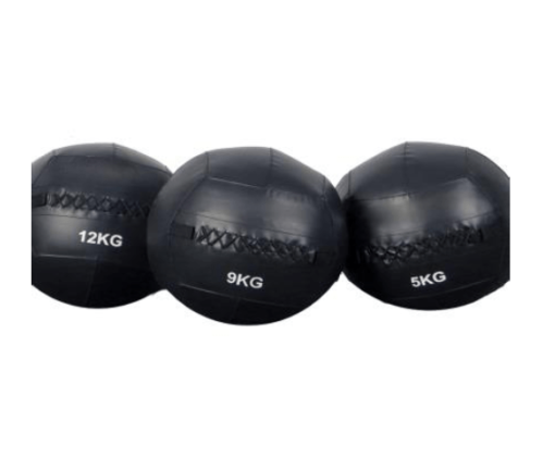Wall Balls doble costura negro FDL