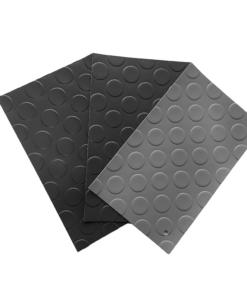 Pavimento de pvc de círculos de 1 mm por rollo