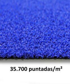 gramado artificial de alta densidade por medidor linear 3