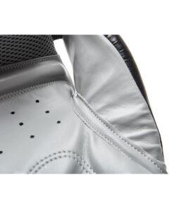 guante boxeo eco cuero 14 oz gris y negro reebok 2