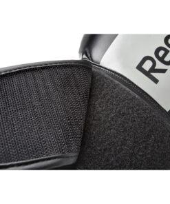 guante boxeo eco cuero 14 oz gris y negro reebok 4