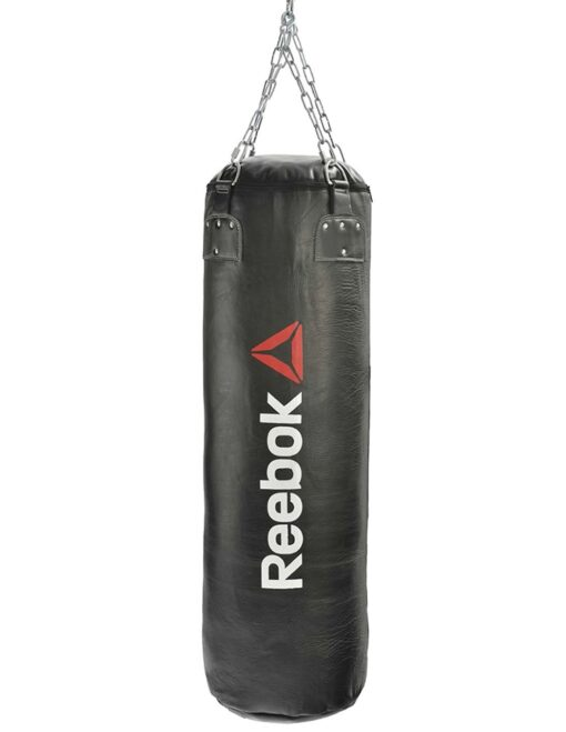 Saco boxeo piel Reebok