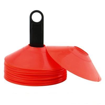 Set 50 mini conos rojos