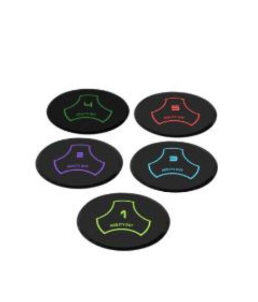 Set 5 discos de agilidad
