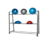 Soporte fitball mueble