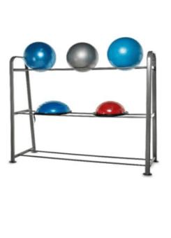 Soporte fitball mueble