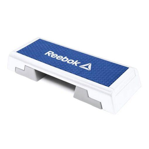 Step Reebok 98 cm azul/blanco