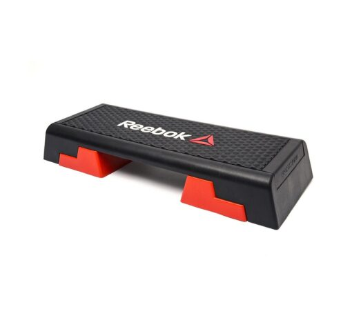 Step Reebok 98 cm negro/rojo