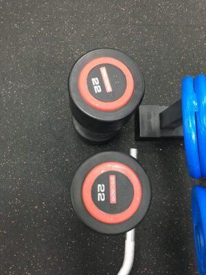 Suelo de gimnasio Sport Optimus de 6 mm