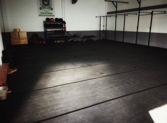 """Suelo de gimnasio """"Sport Basic"""" de 6 mm"""