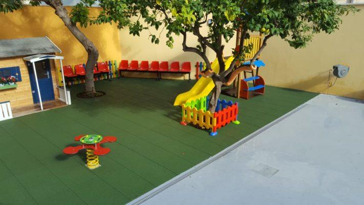 suelos para colegios y guarderias